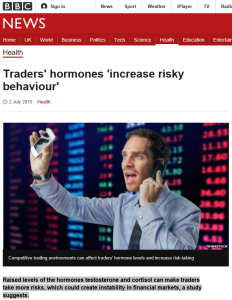 BBC traders risky behaviour