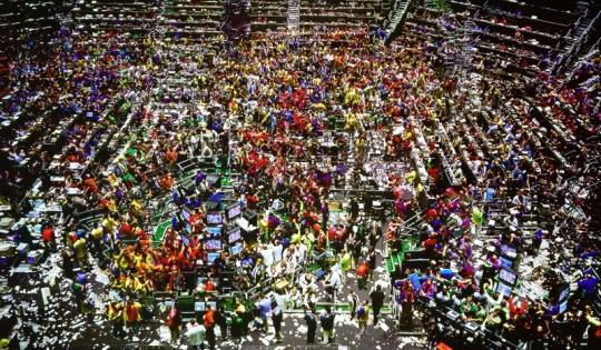 andreas Gursky cbot trading floor